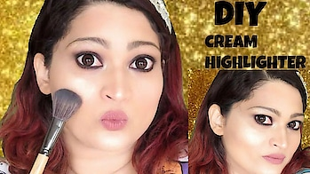 DIY Cream Highlighter !!! The Best Affordable Highlighter |  Link to watch video - https://youtu.be/Qi4rTEVHsYg  For Amazing DIYS , Weight Loss Recipe ,  Healthy Magical Drinks , Travel Vlogs & Review of Products.  Subscribe  YouTube Channel - PRINCESS PRIYANKA  Link to follow channel - www.youtube.com/PrincessPriyankaLovesFOODandMAC  ALSO  One More Amazing Channel by Priyanka George - Princess Priyanka Cooks. Get Ready for Amazing ,  Delicious , Tasty & Yummy Recipe  Subscribe | Follow |  Youtube Channel -  Princess Priyanka Cooks Link to follow channel -  https://www.youtube.com/channel/UCL4Gxn9F0YDiM8RqmB-dUFA  She is an AMAZING  Youtuber.  She is so Pretty , Beautiful , Honest , Talented  that u would love watching her vlogs. So Guys for Amazing VLOGS  SUBSCRIBE |  FOLLOW |  YOUTUBE CHANNEL -  PRIYANKA GEORGE VLOGS  LINK - https://m.youtube.com/channel/UCK1cm3_gbXj5LrS9gJBEdmQ/videos  SOCIAL HANDLES  Twitter - Cuckoo1985  Instagram - princesspriyankabeautysecrets Roposo - @princesspriyanka   Snapchat( recent ) - cuckoo2603 Roposo ( recent ) - pgvlogs  Facebook - www.facebook.com/Preciouskin Facebook - www.facebook.com/PriyankaGeorge2014  Food Group - Live To Eat  Makeup Group - Indian Makeup Lovers Website - www.preciouskin.com Mail - pgeorge2603@gmail.com  SUPPORT HER.  #PRIYANKAGEORGE  #Subscribe #like #share #best #amazing  #like4like  #instalike  #picoftheday #instadaily #instafollow  #instagood  #instacool #instago  #DIY #cream #highlighter #affordable  #mumbaiootyyoutuber #roposo   Show some LOVE 💕 & SUPPORT  Subscribe 👍. Help her to reach Milestones of 100 K Subscribers.  Join the Journey of 100 K Subscribers  SUPPORT 🙏 & SUBSCRIBE 👍💕💕