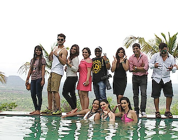 Contributors of Black Magik. Some behind the lenses and some facing the lenses, but the output of all these efforts has made us all proud and happy. Memories created for lifetime. Black Magik - India's First Ever Intimate Fashion Calendar, First Edition. Let's see what's there to dream about in the next edition.  #ContributorsOfBlackMagik #BlackMagikCalendar #BlackMagikbyIIFW #IndiaIntimateFashionWeek #IndiasFirstEver #IntimateFashion #ForestHillsTala #LaIntimo #LingerieCalendar #BeachWearCalendar