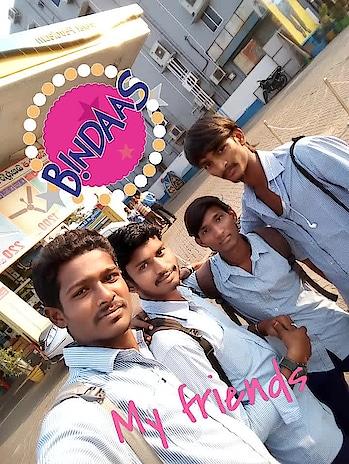 hii.... friends #bindaas