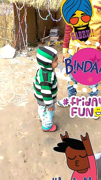 happy Saraswati puja #gabru #letsnacho #bindaas #fridayfun