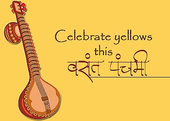 Celebrate yellows this Vasant Panchami!  http://bit.ly/2Bj3jJc  #9rasa #studiorasa #ethnicwear #ethniclook #fusionfashion #online #fashion #trendy #styles #vasantpanchami #yellow #celebration
