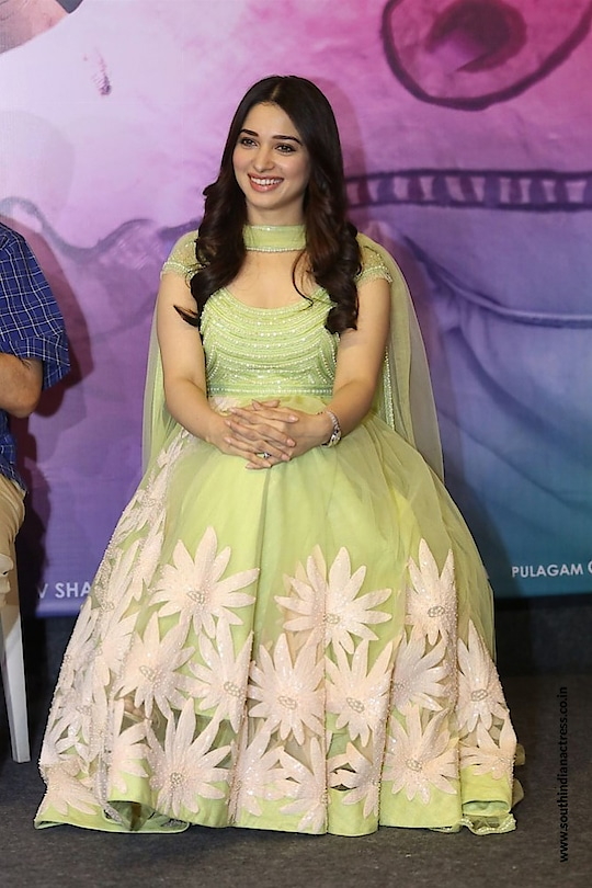 Tamannaah Bhatia stills at Sketch Press Meet wearing green anarkali designed by Neeta Lulla. http://www.southindianactress.co.in/tamil-actress/tamannaah/tamannaah-bhatia-sketch-press-meet/  @neetalulla26d50625  #tamannaahbhatia #southindianactress #teluguactress #tollywood #kollywood #indianactress #tollywoodactress #kollywoodactress #anarkaligown #anarkalifloorlength #anarkali #anarkalistyle #green #greenanarkali #neetalulla #fashion #indianfashion #indiandress #indianstyle #style #indianactress