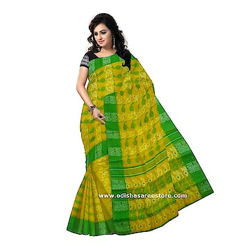 Latest collection of handwoven #dhakaijamdani sarees of Bengal available online. Shop this beauty at: http://ow.ly/v8x330hXX2T