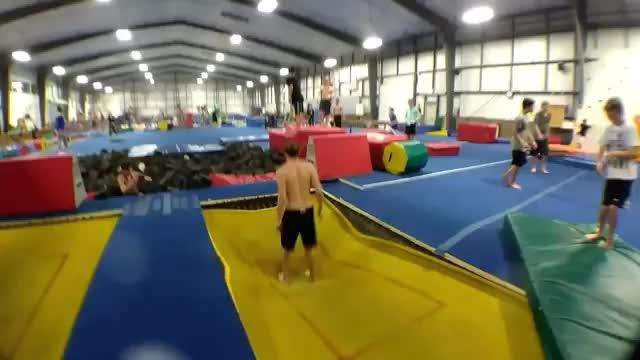 #tricking #tumbling #trampoline #gymnastics #freerunning #parkour #cheerleading #cheer #stunts #acrobatics #awesome #insane #wowtalent #youtube #flippingfeed #calisthenics #motivation #edit #california #iwishpalmtrees