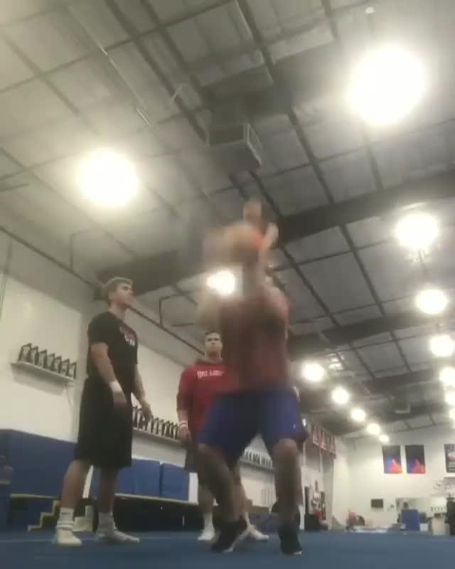 Shoulder Flexibility||CREDIT-Stunt Videos