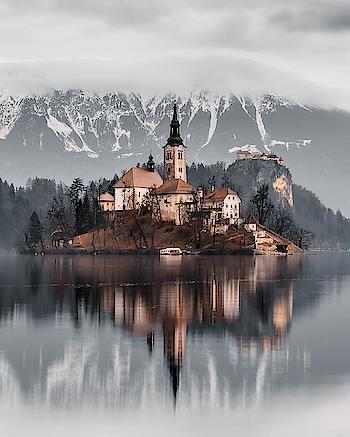 Bled, Slovenia | Photo credit-Josh Perrett