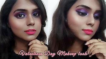 #makeuplove #makeuplook #valentinesday #sultry #sexynight #makeuplove #blogger