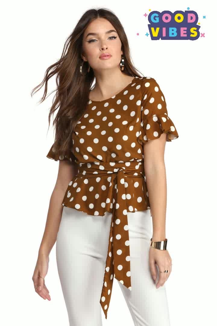 #summer-fashion  #casual-clothing  #apparels_for_women #be-fashinable #women_fashion #indoshineindustries #indian #polkadots #polkadotstop #kurtisforwomen #kurtionline #indowesternlook #indowesternlook #february #2018fashion #goodvibes