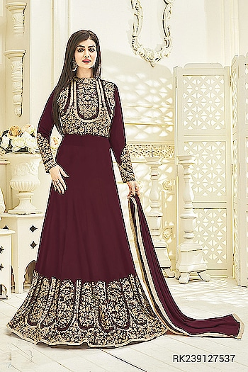 Product : RK2391  #Sringaar #SringaarFashion #WE_DELIVER_WORLDWIDE  Whatsapp No : +91-9971331899 Contact us : +91-9212337921 Visit Us at: http://www.sringaar.com  Email - sales@sringaar.com  * Fabric of Kameez - Net and Georgette * Fabric of Dupatta - Crepe * Fabric of Chudidar - Santoon * Fabric of Inner - Net * Length of Top - Upto 50 to 52 Inch * Bust Size Upto - 42 Inch * Work - Embroidery Work  #LongAnarkaliSalwarKameez #CottonSalwarKameezDesigns #CottonSalwarKameez #CottonPrintedSalwarKameez #CottonDesignerSalwarKameez #CottonAnarkaliSalwarKameez #ChuridarSalwarSuits #ChiffonSalwarKameez #CheapSalwarSuitsOnline #CheapSalwarKameezOnline #CheapCottonSalwarKameez #CasualSalwarKameez #BuySalwarSuitsOnline #BuyIndianSalwarKameez #BuyDesignerSalwarKameez #BrocadeSalwarKameez #BridalSalwarSuits #BridalSalwarKameez #BoutiqueSalwarSuits #BollywoodSalwarSuits #BollywoodSalwarKameez #BlueSalwarKameez
