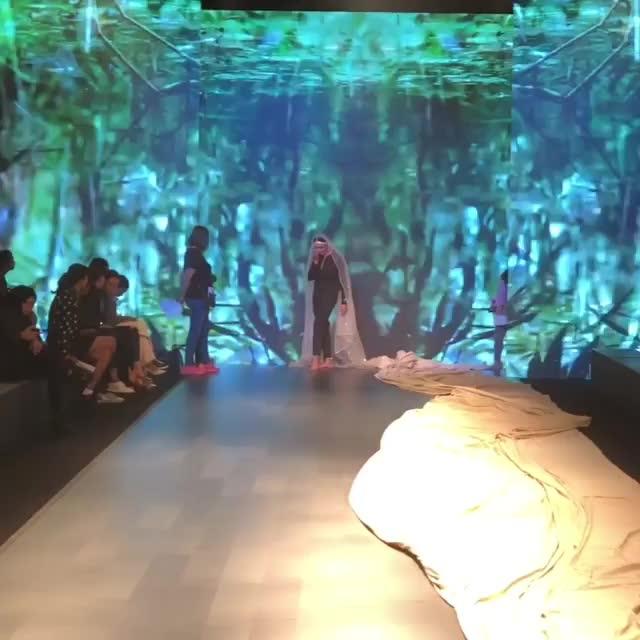 Behind the scenes from Lakme Fashion Week SS 2018. #bts #lakmefashionweek #sushmitasen #celebrity #bollywood #fashionshows #rehersals #filmistan #topnotch