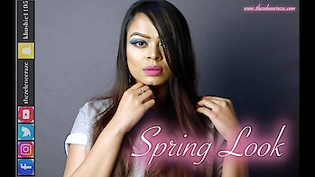Spring Look - Celebration of Colours | Thezelenecraze A makeup look for people who love colourful environment during the Springs 💕💐🌹🌺 Do like comment share and subscribe for more content also suggest me if you want me to make a video on something else 😊 #thezelenecraze #makeup #makeupblog #makeupblogger #makeupblogging #makeupartist #mua #muadelhi #muaindia #instagram Thezelenecraze #roposo #roposogal #roposo-style #roposo-makeupandfashiondiaries #roposomakeupblogger #roposomakeupartist #roposo-good #youtuber #youtubeindia #youtubechannel