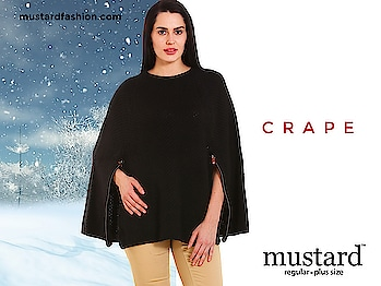 Beautiful crape tops for woman in all sizes.  shop @ goo.gl/yYtJpE  #winter #style #ootdshare #vogue #black #tops👚 #crape #topwear #woman-fashion #online-shopping #eoss #discount #sale