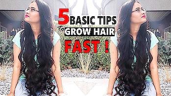 5 BASIC TIPS To Grow Hair FAST !!  #beautifullyouh  #indianyoutuber #bangaloreyoutuber #slcyoutuber #utahyoutuber  #hairvideos #saltlakecity #hairstyle #curls #hairstyles #hairgoals #curlyhair