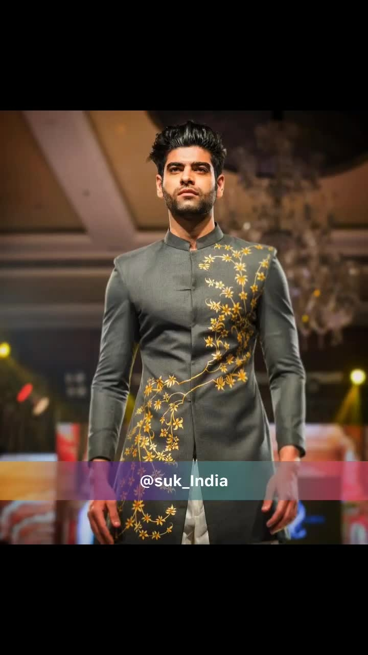 No one ever made a difference by being like everyone else. Be different. Be you  #wearSUK by #suvigyaandkalash  Get the feels of 24 carat gold handpaint, wear SUK  #suk #fashionist #fashionweek #delhitimesfashionweek #delhitimes #timesfashionweek #love #class #designer #fashion #grace #hues #art #artist #24caratgold #handpaint #dtfw #drapes #couture #haute #pret #designerclothing #instaart #dappermen #dapperday #dapper #menswear #men #fashionist