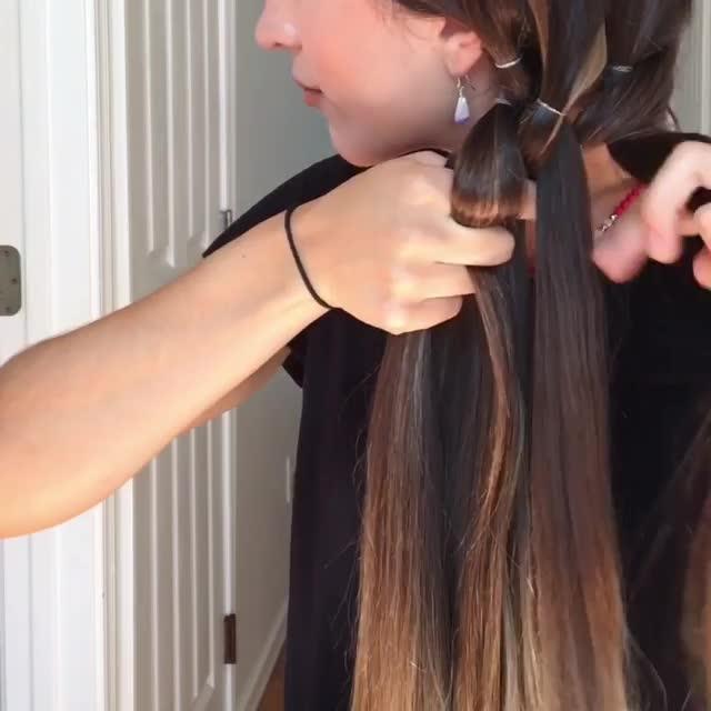#hairforgirls #fivestrandbraid #longhair #braid #perfectbraids #trança #braids #hairvidz #tutorial #braidideas #hairvideos #hairvideo #braidgoals #tutorials