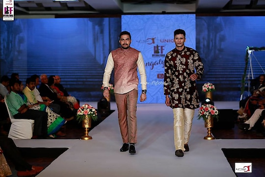 #IFF #International_Fashion_Fest #5th_Edition #Mangalya_Fest #Dr_Ajit_Ravi #PegasusEvent #Unique_Times :)