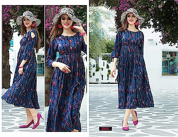 Stand Out With The Season's Style Kurtis...💞💝💞 Limited Stock...💞💗💞 Price :- 1250/- To Order Whats-app us (+91) 8097 909 000 To View More Catalog View 👉 http://bit.ly/2kr2TZw * * * * #kurtis #kurti #onlineshop #onlinekurtis #kurtisonline #dress #indowestern #ethnicwear #gowns #fashion #salwarkameez #ethnic #womenwear #style #stylish #love #socialenvy #beauty #beautiful #pretty #swag #pink #design #styles #outfit #purse #jewelry #shopping
