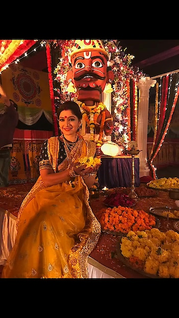 #tonite #Shakti serial on #colorstv 8 p.m my entry as #gurumata for all my #fans who were saints since long this is #dailysoap #cheers #aartiinaagpal