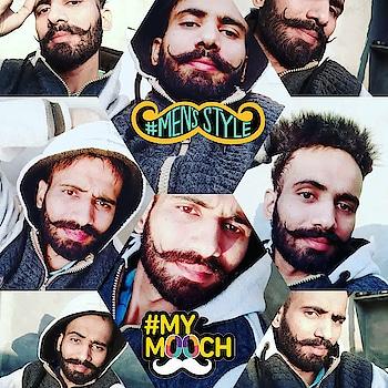 #moustache  #moustaches #muchh  #sardari  #punjabi #gabru #gabruswag #bollywoodstyle #mensstyle #mymooch #envelope #punjabiway #kudiyan