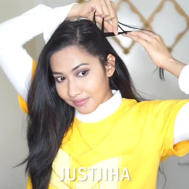 #hairblogger #hairvideos #hairstyles #hair #hairdo #updo #indianhairstyles #asianhair #imakevideos #indianhair #indianhairdo  #goodmorning #weddinghairstyles  श्रेय-Justjah