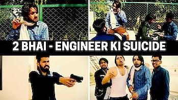 Video City Live 2 BHAI | S01E01 - Engineer Ki Suicide  #haha #naughtyhumour #goodvibes #smile #pyaar #star #blogger #indian #flowers #saree #glitter #bae #rangoli #pyarekdhokahai #wishes #dabangg #ootd #video #videolover #ropo-video #funny #funnyvideos #funnyvideoinhindi #videocitylive #gangster #trendingnow #trendingonroposo #trendinglive #suicidesquad #suicideawareness #comedy #comedi #comedyvideos #lol #lolwa  #roposo #tamil #bff #ilove #music #roposolove #telugu #hahatv #soroposo #styles #love #newdp #filmistaan