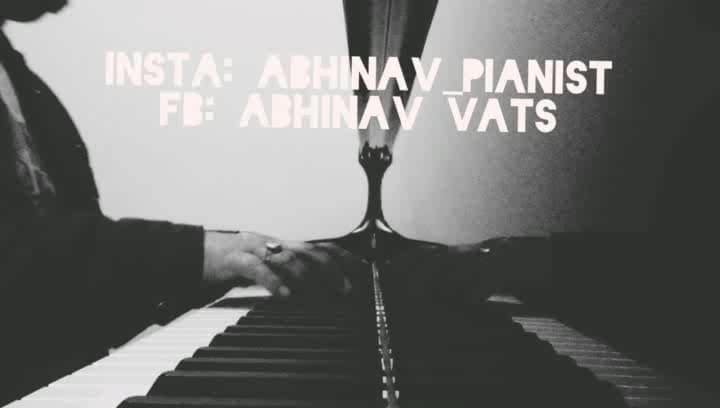 Share this with your Valentine ❤ 🎹🎼🎶🎵🎧💞 #valentinesday #valentinesday2018 #valentinesgift #artist #music #musicallys #musicislife #musicisdivine #piano #pianist #pianocover #pianolive #pianolove #pianoforte #pianoman #pianomusic #grand #pianokeys #musician #musicians #musiciansinindia #musicman #musicforthesoul #musicbeats #bollywood #hollywood