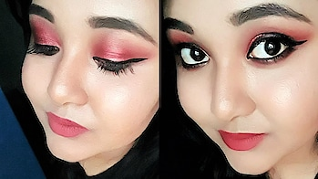 Valentine's Day Bold Makeup | Huda Beauty Rose Gold Palette | Deblina Chakraborty |  Link to watch video - https://youtu.be/tv76k_VNNHM  #ValentineDay #BoldMakeup  #HudaBeauty #RoseGoldPalette #hudabeautyrosegoldpalette  Also there is a HUGE GIVEAWAY Going On her Channel  HUGE GIVEAWAY | Collab with Look Gorgeous |  Link to watch video - https://youtu.be/8DmANtFLTd8  Guys Checkout the videos of this Amazing YouTuber  Subscribe YouTube Channel - Deblina Chakraborty  Also follow her on Roposo - @deblina_c  Show some LOVE 💕 & SUPPORT  #Indianyoutuber #tflers #instadaily #instago #instalike #deblinachakraborty #giveawaygifts #youtubegiveaway #giveawayalert #giveaways #contest #tokenoflove💕 #giveawayindia #giveawaygifts
