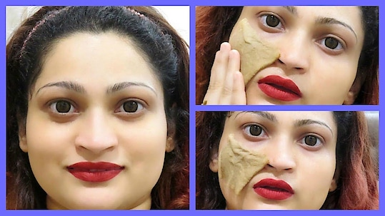 Skin Rejuvenation Mask for Bright Skin | Reduce Tan & Hyper Pigmentation | #MulethiSkinMasking4