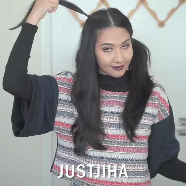#hairblogger #hairvideos #hairstyles #hair #hairdo #updo #indianhairstyles #asianhair #imakevideos #indianhair #indianhairdo    श्रेय-वजीहा