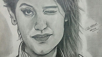 Check my youtube link on my profile, Priya prakash varrier sketch #drawing #painting #color #paint #toptags @top.tags #drawings #sketch #drawn #disegno #beautiful #desenho #sketchbook #like #artlovers #illusration #galleryart #ig_artistry #sketch_daily #igers #illustrator #artistic_share #art_we_inspire #artwork #creative #instaart #artist #art #artstagram