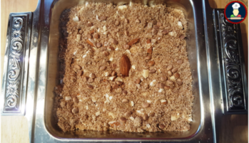 Tilkut (healthy)   Sesame seeds /Jaggery Recipe   Sesame Seeds Dessert   तिलकुट   तिल और गुड़ मिश्रण  To get this recipe and many more subscribe our Youtube channel, The link is given here: https://www.youtube.com/channel/UCu72ljuuwJVGytVqGS3nPBg/?sub_confirmation=1  Ayurveda recommends eating Sesame seeds and Jaggery during winters as they increase heat in our body. Tilkut is a sweet made in the Indian subcontinent in various States in Winters. Tilkut is generally associated with Makar Sankranti, the harvest festival and eaten during this time. Learn how to make a treat with Sesame seeds and jaggery in Winters and keep you warm from inside all through the winter in this video.   Try this recipe and share your experience with us in the comments section below.   Subscribe to Big Fooodies channel @ https://www.youtube.com/channel/UCu72ljuuwJVGytVqGS3nPBg/?sub_confirmation=1  Connect with Big Fooodies on Social Media:  Facebook: https://www.facebook.com/Big-Fooodies-1545166285582259/ Instagram: https://www.instagram.com/big.fooodies/ Twitter: https://twitter.com/BigFooodies Google+: https://plus.google.com/108185680323591223388 Tumblr: https://www.tumblr.com/blog/bigfooodies Pinterest: https://www.pinterest.com/bigfooodies LinkedIn: https://www.linkedin.com/in/big-fooodies-62656a158  If you like our recipes please don't forget to subscribe, like and share them.  #tilkut #tildessert #sesameseeds #gur #tilandgur #tilkimithai #mithai4all #sesameseedsrecipe #sesame #jaggery #indian #indianfood #indiandessert #dessert #sweet #bigfooodies #winterfood #winter #til #gur #gud #healthy #nutritious #mithai #delicious #foodie #breakfast #lunch #dinner   Dry Fruits Links:  Makhana (Foxnut) http://amzn.to/2GGoiJW  Almonds: http://amzn.to/2DZDtMF  Cashew Nuts:  http://amzn.to/2EyAVpR  Buchanania lanzan (Chironji )(Charoli): http://amzn.to/2DTFUUS  Sesame Seeds: http://amzn.to/2DXMKoB  Pans:  Le Creuset Enameled Cast-Iron 11-3/4-Inch Skillet with Iron Handle, Cherry http://amzn.to/2FF
