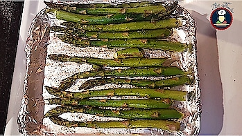 Oven Roasted Asparagus (healthy)(low calorie)(low carb)(nutritional)| Roasted Asparagus | ओवन भुना हुआ शतावरी | Vegan | Gluten Free  To get this recipe and many more subscribe our Youtube channel, The link is given here: https://www.youtube.com/channel/UCu72ljuuwJVGytVqGS3nPBg/?sub_confirmation=1  Asparagus is Good Source of Vitamin K, which is the blood clotting vitamin,Contains Anti-inflammatory and Antioxidant Properties, Serves as a Natural Diuretic, Nourishes the Digestive Tract, Good Source of Fiber, High in Vitamin B1 Thiamine, Helps Fight Cancer and many more. Learn how to oven roast Asparagus in this video, as easy to follow recipe with very few ingredients.    Try this recipe and share your experience with us in the comments section below.   Subscribe to Big Fooodies channel @ https://www.youtube.com/channel/UCu72ljuuwJVGytVqGS3nPBg/?sub_confirmation=1  Connect with Big Fooodies on Social Media:  Facebook: https://www.facebook.com/Big-Fooodies-1545166285582259/ Instagram: https://www.instagram.com/big.fooodies/ Twitter: https://twitter.com/BigFooodies Google+: https://plus.google.com/108185680323591223388 Tumblr: https://www.tumblr.com/blog/bigfooodies Pinterest: https://www.pinterest.com/bigfooodies LinkedIn: https://www.linkedin.com/in/big-fooodies-62656a158  If you like our recipes please don't forget to subscribe, like and share them.  #asparagus #asparagusrecipe #asparagusinoven #ovenroastedasparagus #bigfooodies #foodies #snack #breakfast #mexican #american #vegan #glutenfree #breakfast #snack #appetizer #lunch #dinner #ovenroasted #healthy #nutritious #foodie #antioxidant #fiber #vitamins #cancerfood #superfood   Utensils / Appliances used in this video can be found here:  Oven:  Oster Extra Large Digital Countertop Convection Oven http://amzn.to/2FID55x  Cuisinart TOA-60 Air Fryer Toaster Oven with Light, Silver http://amzn.to/2GN1jwW  KitchenAid KCO253CU 12-Inch Compact Convection Countertop Oven - Contour Silver http://amzn.to/2EfljJW  Panasonic 