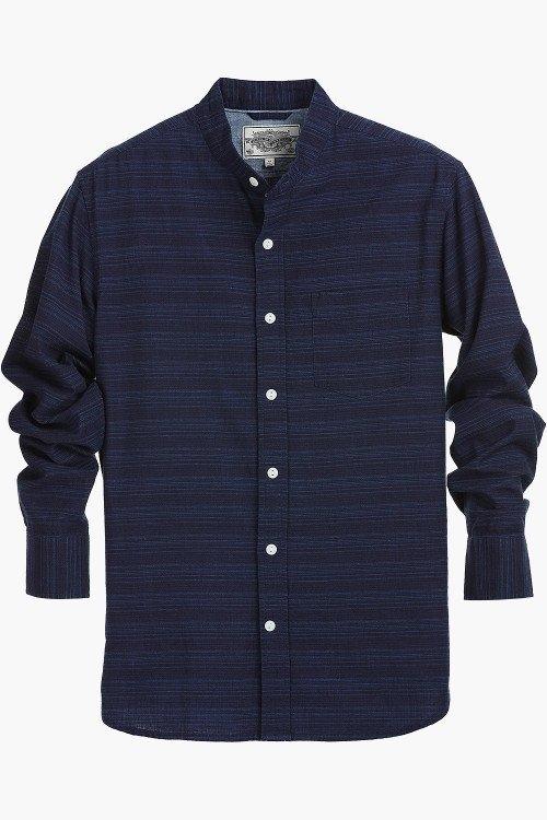 Buy Uneven Striped Shirt @ https://www.zobello.com/uneven-striped-shirt-11159a.html #shirt #stripedshirt