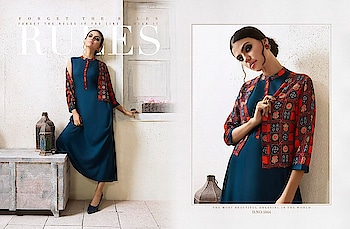 Fashionable Kurtis Collection...💞😊💞 Price:- 1350/- To Order Whats-app us (+91) 8097 909 000 To View More Catalog 👉http://bit.ly/2kr2TZw * * * * #kurtis #kurti #onlineshop #onlinekurtis #kurtisonline #dress #indowestern #ethnicwear #gowns #fashion #salwarkameez #ethnic #womenwear #style #stylish #love #socialenvy #beauty #beautiful #pretty #swag #pink #design #styles #outfit #purse #jewelry #shoppingfest
