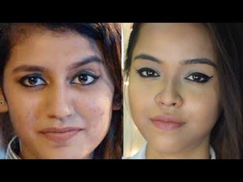 Priya Prakash Varrier Makeup Look - Oru Adar Love || College Makeup look || India . . . . #priyaprakash #priyaprakashvarrier #priyaprakashmakeup #priyaprakashvarriermakeuplook #easy-to-wear #easysteps #collegemakeup #viral #priyaprakashviralvideo #ropobeauty #ropomakeup #beautyblogger #beautyvlogger #kolkatabeautyblogger #indianbeautyblogger #youtube #youtubecreatorindia #kolkatayoutuber #bengaliyoutuber