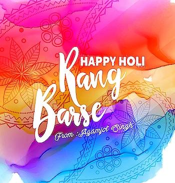 Happy Holi 😊😊