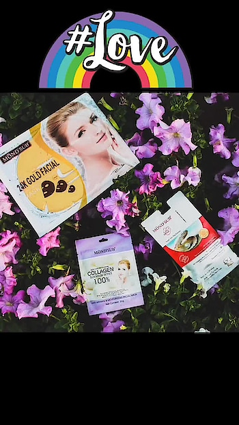 """It has been said that a pretty face is a passport. But it's not, it's a visa, and it runs out fast."" Stop this fast running out of your face beauty by using the products from @mondsubindia .. Get this package of 3 masks:  1) @mondsubindia Gold Facial Mask (nourishes your skin giving it a facial glow) 2) @mondsubindia Anti Wrinkle & Moisturising Facial Mask (diminishes wrinkles and fine lines giving skin a bright glow) 3) @mondsubindia Pearl Revitalizing 3D Hanging Ears Face & Neck Mask (highly effective anti-aging facial mask)  Nourish your skin with this package of masks and see the results yourself 😊😊 Available on @nykaabeauty , @amazondotin , @flipkart , @snapdeal , @purpleclvr  Get yourself a discount of 20% discount Use Code - mondsub20 on www.mondsub.com ————————————————— #beauty #beautycare #beautyblogger #skincare #skincareblogger #sheetmask #facemask #goldfacialmask #antiwrinkle #antiaging #beautyreview #mondsub #mondsubindia #amazon #nykaa #nykaabeauty #snapdeal #jaipurblogger #jaipurbeautyblogger #mumbaibeautyblogger #delhibeautyblogger  #instabeauty #igersjaipur #jaipurdiaries #harshitakasera♥️ #treatyourskin #popxobeauty #happyskin #cosmeticblogger #freshandclean ————————————————— #love"