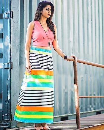 Varshini Sounderajan #varshinisounderajan #southindianactress #teluguactress #malayalamactress #indianactress #indianmodel #indiangirl #indianfashion #indianstyle #fashion #style #colourful #multi-colour #colors #color-pop #multi-colour-skirt #skirt #longskirt #pinktop #celebrityfashion #celebritystyle #actressdress #actressstyle #actressfashion