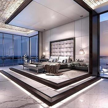 Bedroom Interiors! #bedroom #decorideas #interiors #luxuryinteriors #uberluxury