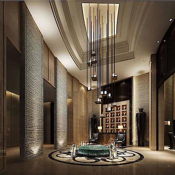 Stunning Interior 😍 #interiors #luxury #luxuryinteriors #homedecor #lobby #topnotch #uberluxury
