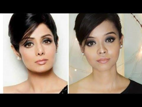 Sridevi Ji Inspired Makeup Tutorial || A Tribute to Sridevi #RIP Sridevi  || Kolkata, India . . . #sridevi #srideviji #sridevikapoor #srideviinspired #tribute #tributetosridevi #bollywood #makeup #makeuplook #indianmakeup #indianmakeupartist #bollywoodactress #indianmua #inspiredmakeup #pinterest #pinterestinspired #blogger #vlogger #indianbloggers #indianvlogger #kolkatabeautyblogger #kolkatablogger #kolkatayoutuber
