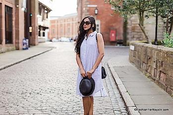 Most Versatile Summer Vacation Outfit – Shirt Dress  #shirtdress #shirtlove #shirtdresses #denim #holiday #holidaydiaries #holidayseason #holidaylook #lookingstylish #outfitpost #outfitideas #outfitinspiration #outfitideas4you #blackbag #slingbag #slingbagforwomen #hat #hatstyle