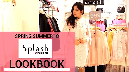 My Spring Summer Lookbook with Splash is live on my YouTube channel. Go check out what I picked from their collection.  . . . . #roposo #soroposo #roposo-style #fashionblogger #delhifashionblogger #delhitimes #roposo-fashion #soroposofashionblogger #roposolove #roposolookbook #lookbook #soroposofashionista