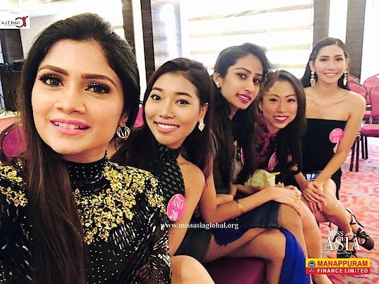 Dr.Ajit Ravi presents #Miss_Asia2K17 #Dr_AjitRavi_Pegasus_Event #Dinara_Kharmatullina #Tatarstan #Manappuram_Finance_Ltd #Manappuram_Miss_Asia  :) :)