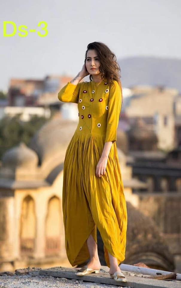 Yellow Embroidered Kurtis collection..  #kurti #kurtiscollection #designerkurti #fancykurtis #indianfashion #fashion #womenfashion #summerfashion #indianfashiondesigner #fashionblog #newstyle #roposostyle #festivalfashion #indianfashion #ethnicwear #collar #kurtiwholesaler #embroidery #yellow #yellowkurti