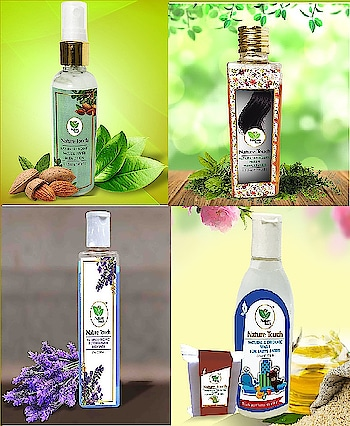 Nature Touch Presents Natural & Organic Product for daily needs.  #cosmetics #beautyproducts #facewash #bodylotion #roposo-styles #makeupforever #skincare #everydaycarry  *Link https://www.amazon.in/s?marketplaceID=A21TJRUUN4KGV&me=AKGVSV25VFSE4&merchant=AKGVSV25VFSE4&redirect=true