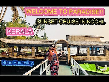 I (Priyanka) went to Paradise for a Break from Life !!!  Link to Watch the Video - https://youtu.be/PFT2zOui0VU  #paradise #homestay #sunsetcruise #kochi #travelvlog #travelingvlog  Guys Checkout the videos of this Amazing YouTuber Priyanka George & Subscribe her  YouTube Channel - Priyanka George Vlogs   Insta I'd - princesspriyankabeautysecrets   Roposo - @princesspriyanka   #instalike #like4like #likesforlikes  #instadaily #vlogs #Youtuber #youtube #youtubeindia #youtubechannel #dailyvlog #picoftheday #vlogs #vlog #vlogging #PRIYANKAGEORGE