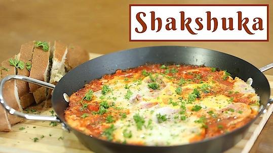 Shakshuka - The Turkish Omelette..New Episode out now. Bon Appetite! 💋💋💋 Love M. #ChefMeghna #Eggs #Shakshuka https://youtu.be/xJO1Ke7R6MA