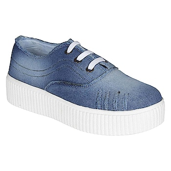 FANGIRL FW104-Sky Women Sneakers  Upper Material: Synthetic Inner Material:- Synthetic Color:- Sky Type:- Sneakers Sole Material:- Airmax  #sneakers #shoes #casual #formal #stylish #designer #trendy #womens  #footwear #partywear #officewear  Buy Now:- http://amzn.to/2FGNsap
