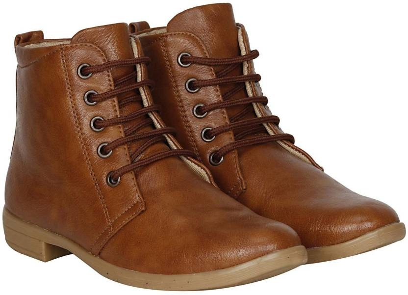 FANGIRL Casual Stylish Synthetic Leather Boot shoes for Women Boots For Women  (Brown)  Colour: Brown Outer Material: Synthetic Leather Pattern: Solid  #women #footwear #shoe #sandal #sneaker #stylish #designer #fashion #trendy #casualwear #boot #partywear   Buy Now:- http://bit.ly/2FxFfbS